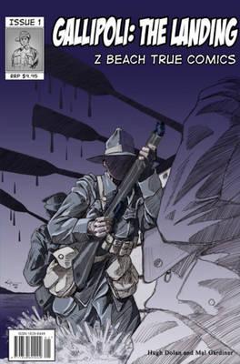 Gallipoli: The Landing by Hugh Dolan