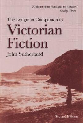 Longman Companion to Victorian Fiction book