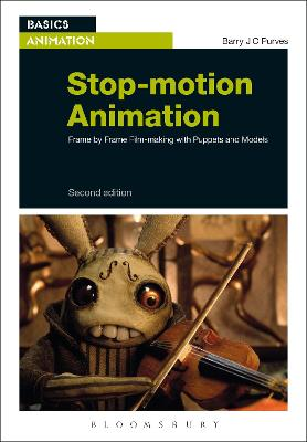 Stop-motion Animation book