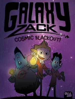 Cosmic Blackout! by Ray O'Ryan