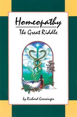 Homeopathy by Richard Grossinger