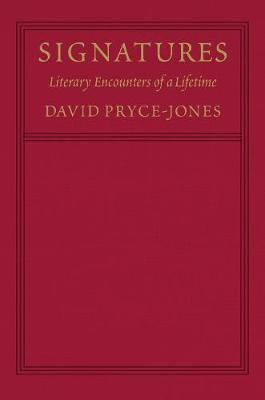 Signatures: Literary Encounters of a Lifetime book