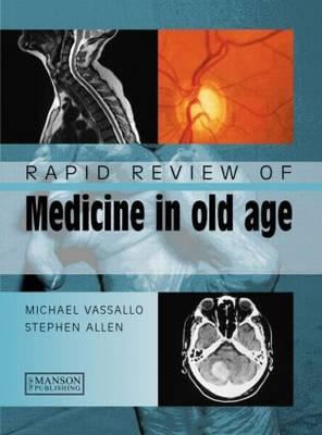 Rapid Review of Medicine in Old Age book