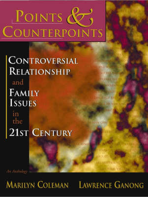 Points and Counterpoints by Dr. Marilyn Coleman