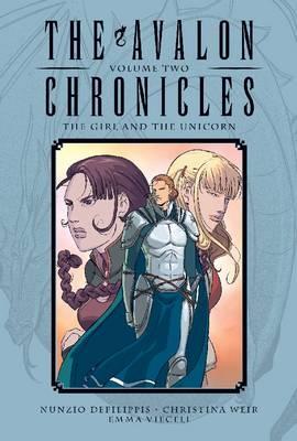 The Avalon Chronicles Volume 2 by Emma Vieceli