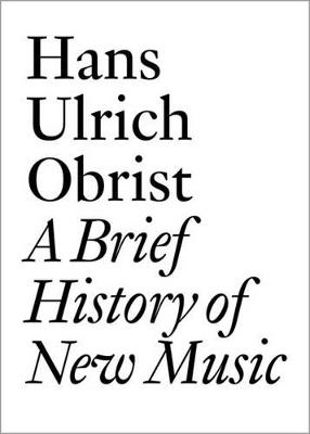 Hans Ulrich Obrist by Lionel Bovier