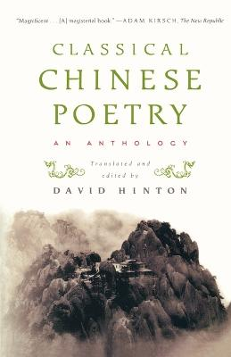 Classical Chinese Poetry book