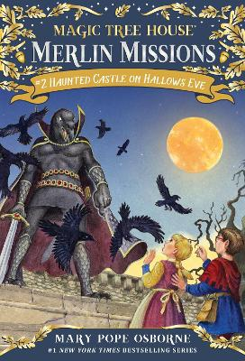 Magic Tree House #30 Haunted Castle On Hallows Eve by Mary Pope Osborne