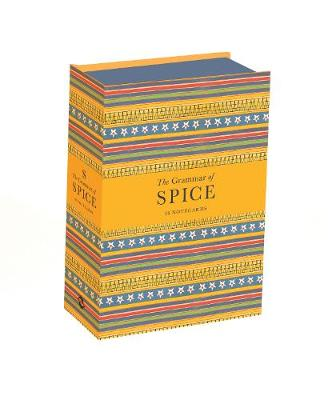 The The Grammar of Spice: Notecards by Caz Hildebrand
