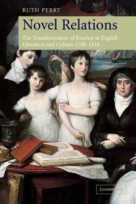 Novel Relations book
