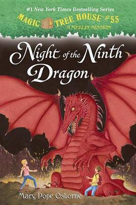 Night Of The Ninth Dragon by Mary Pope Osborne