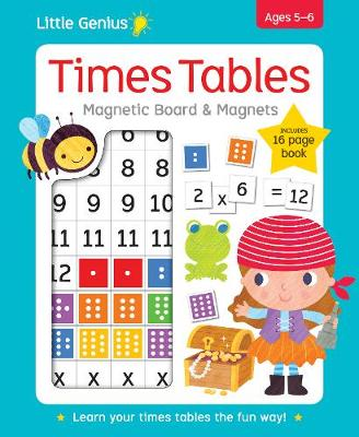 Little Genius Times Tables book