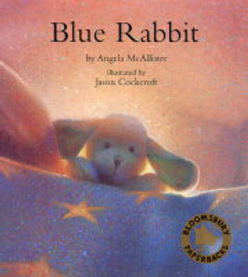 The Blue Rabbit by Angela McAllister
