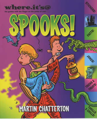 Spooks by Martin Chatterton