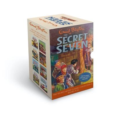 Secret Seven Books 9-16 book