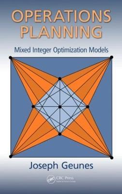 Operations Planning by Joseph Geunes