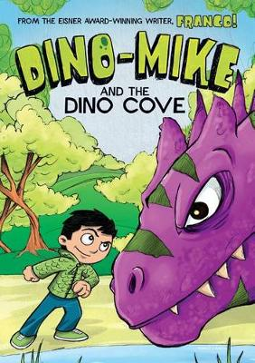 Dino-Mike and the Dinosaur Cove book