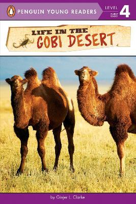 Life in the Gobi Desert book