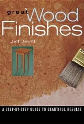 Great Wood Finishes book
