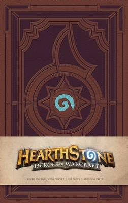 Hearthstone Hardcover Ruled Journal by Insight Editions