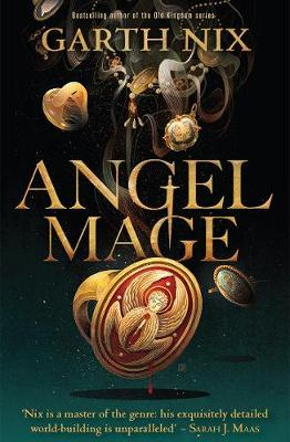 Angel Mage book