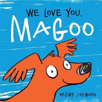 We Love You, Magoo book