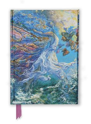 Josephine Wall: Joie de Vivre (Foiled Journal) by Flame Tree Studio