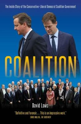 Coalition by David Laws