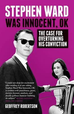 Stephen Ward Was Innocent, OK book