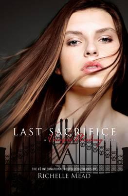 Last Sacrifice book