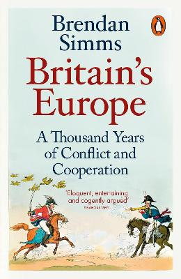 Britain's Europe by Brendan Simms