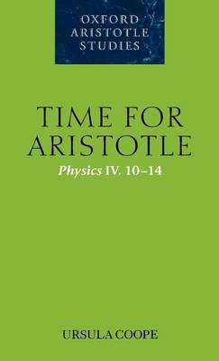 Time for Aristotle by Ursula Coope