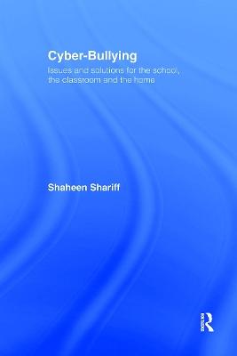 Cyber-Bullying book