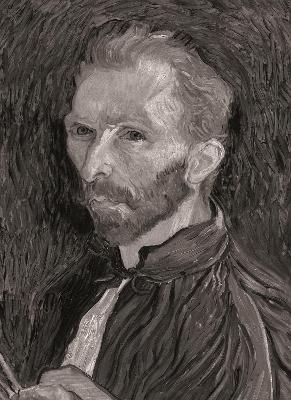 Van Gogh by Louis van Tilborgh