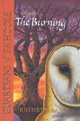 The Burning by Kathryn Lasky