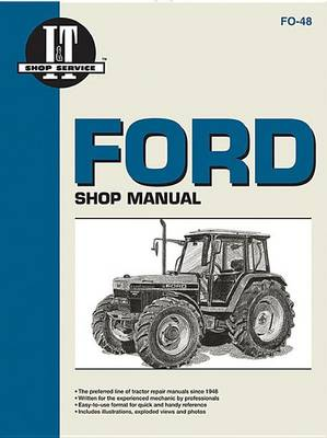 Ford Shop Service Manual by Haynes