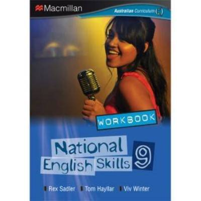 National English Skills 9 - Workbook by Sadler Rex