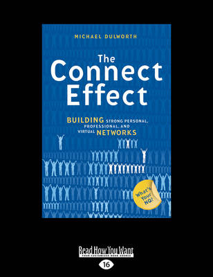 The Connect Effect by Michael Dulworth