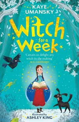 Witch for a Week by Kaye Umansky