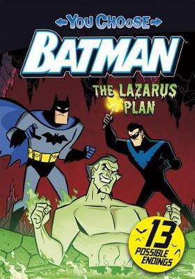 The Lazarus Plan by John Sazakis