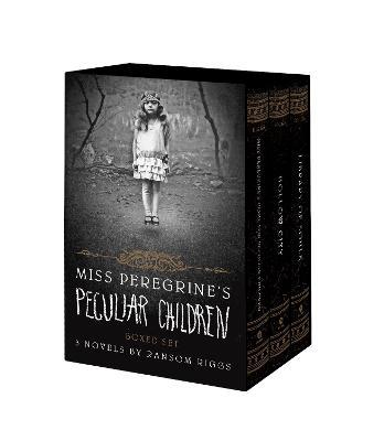 Miss Peregrines Peculiar Children Boxed Set book