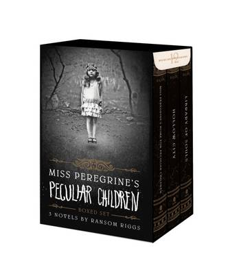 Miss Peregrines Peculiar Children Boxed Set by Ransom Riggs