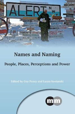Names and Naming by Guy Puzey