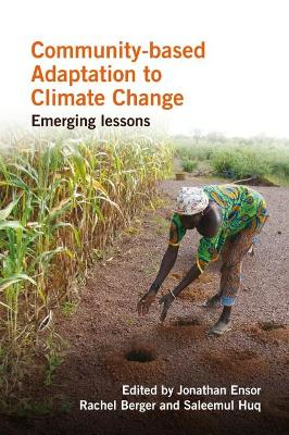 Community-Based Adaptation to Climate Change by Jonathan Ensor