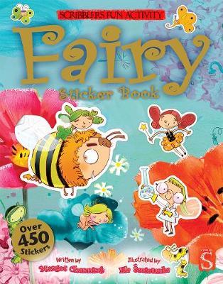 Scribblers Fun Activity Fairy Sticker Book book