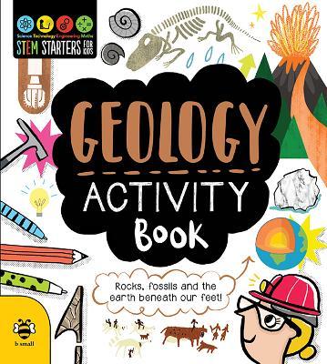 Geology Activity Book by Jenny Jacoby
