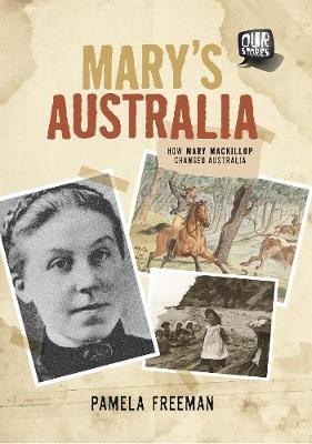Mary's Australia book