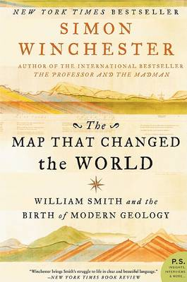 The Map That Changed the World by Author and Historian Simon Winchester