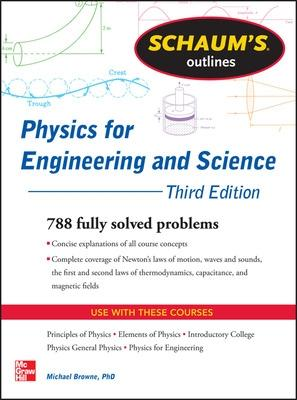 Schaum's Outline of Physics for Engineering and Science by Michael Browne