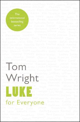 Luke for Everyone by Tom Wright